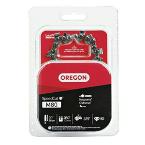 Oregon SpeedCut 20-Inch Chainsaw Chain, Fits Husqvarna