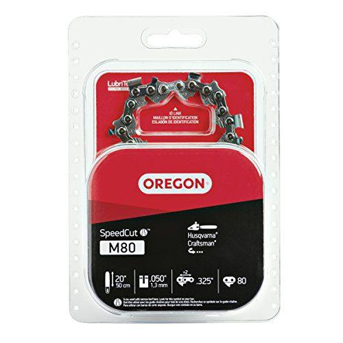 Oregon SpeedCut 20-Inch Chainsaw Chain, Fits Husqvarna