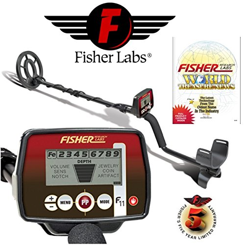 Fisher Labs All Purpose Metal Detector