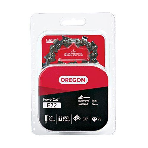 Oregon 20-Inch PowerCut Chainsaw Chain - Fits Husqvarna