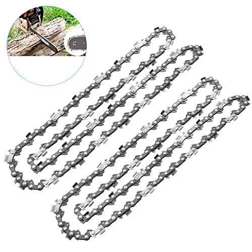 """Yionloe 2 Pack 18"""" Chainsaw Chains Replacement Chains"""