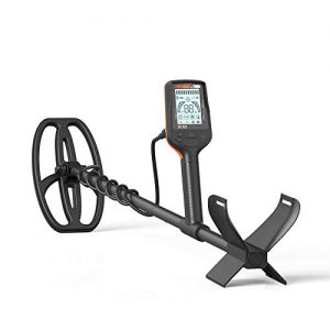 Quest X10 Metal Detector with high Performance 9x5 Blade TurboD Double