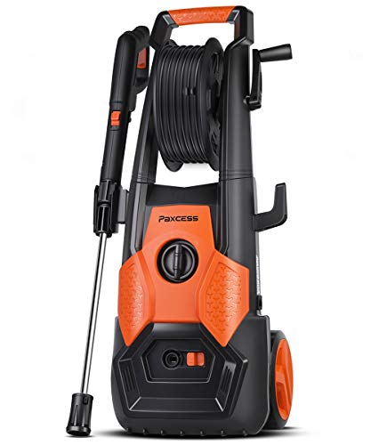 PAXCESS Electric Pressure Power Washer PSI 1.85 GPM with Spray Gun