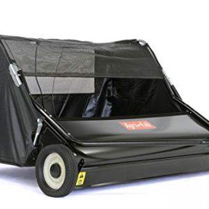 "Agri-Fab Inc 52"" Lawn Sweeper, Black"