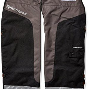 Husqvarna Chain Saw Chaps Protective Functional Leg Wear