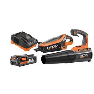 Ridgid 18-Volt Brushless Vacuum and Jobsite Blower Kit