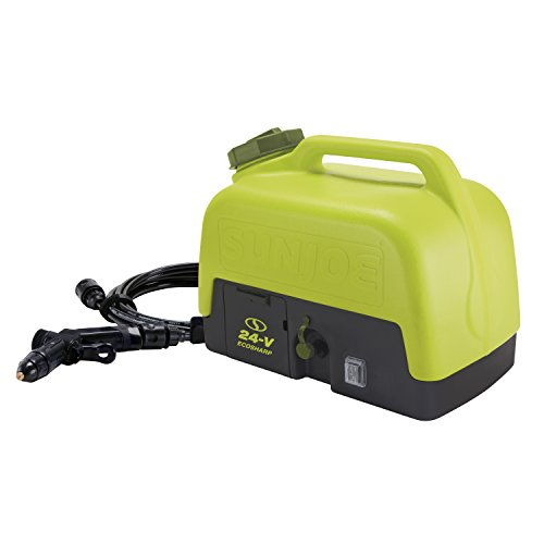 Sun Joe 24-Volt Amp 5-Gallon Electric Pressure Washer, Kit