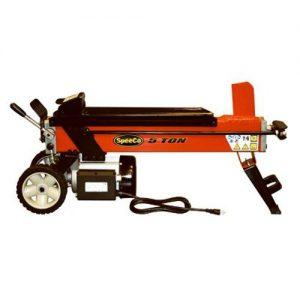 SpeeCo Red 5-Ton Electric Log Splitter