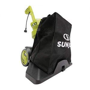 Sun Joe 14-Amp Walk Behind Outdoor Corded-Electric Vacuum Blower