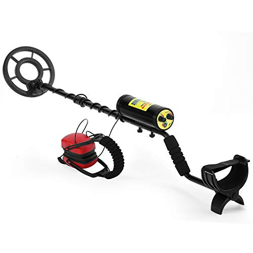 NALANDA 40M Underwater Metal Detector with All Metal