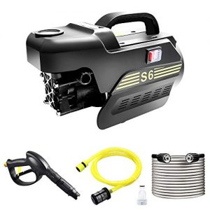 POHIR S6 Compact Portable Electric High Pressure Washer
