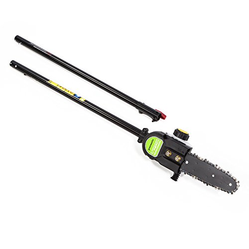 Greenworks 3' Pole Saw Attachment for String Trimmer
