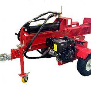 Hydraulic Gasoline Powered Log Wood Splitter Cutter Machine