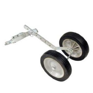 Mantis Power Tiller Wheel Set for Gardening