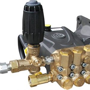 Pressure Washer Pump 4000psi, Plumbed Unloader Annovi Reverberi