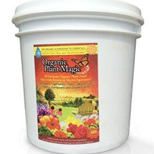 Plant Magic Plant Food 100% Organic Fertilizer - Easy to Use All Purpose