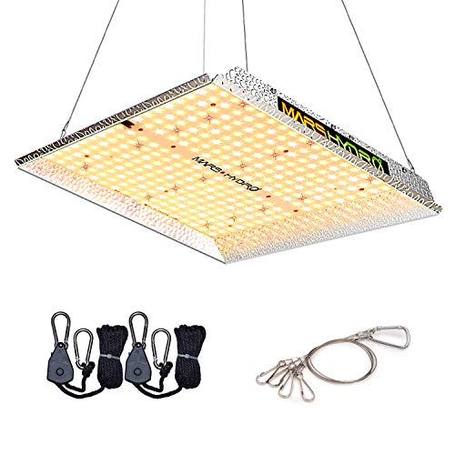 MARS HYDRO TS 1000W Led Grow Light Sunlike Full Spectrum LED Growing Lights