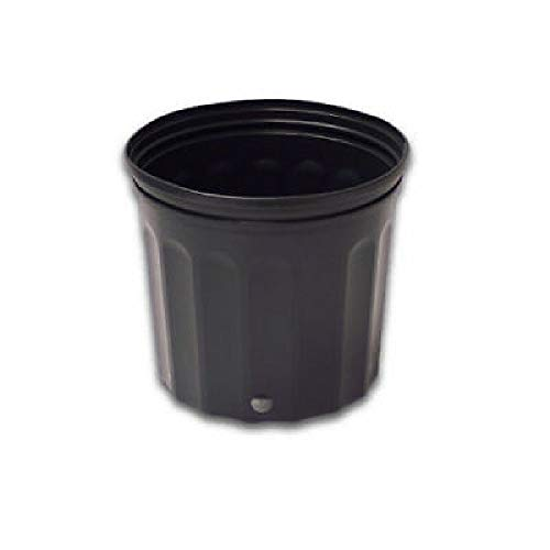 Thaisan7, Commercial 5 Gallon Nursery Black Plastic Pots Herb