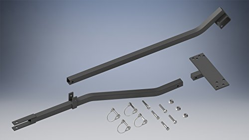 Tow Bar for Patriot Products Wood Chipper