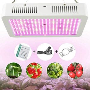 LED Grow Light 2000W Full Spectrum Led Light Hanging Lamp