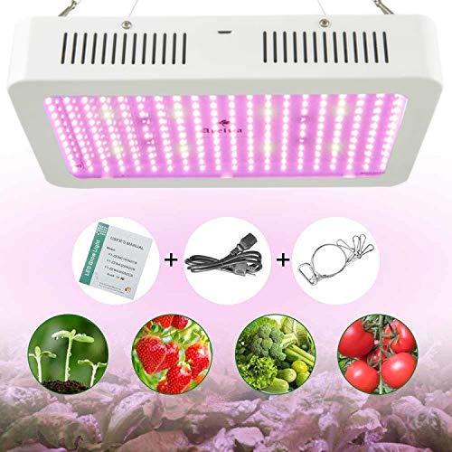 LED Grow Light 2000W Full Spectrum Led Light Hanging Lamp