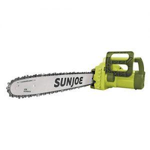 Sun Joe 18-Inch 14-Amp Electric Chain Saw (Renewed)