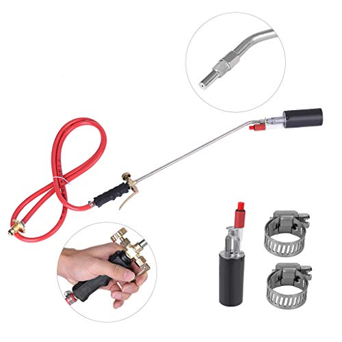Homefami Propane Torch Portable Torch Weed Burner Propane Torch Hose