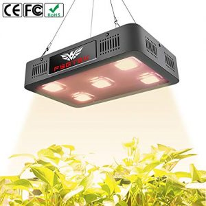FSGTEK 1500w Full Spectrum COB LED Grow Light for Indoor Plants