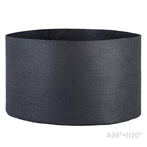 Oppolite Fabric Grow Pot 1 2 3 5 7 10 15 20 25 30 45 65 100Galen 3/6/12/24-pack