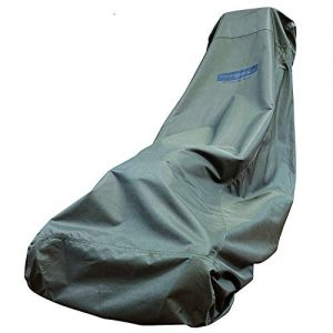 Hybrid Covers Premium Lawn Mower Cover - Heavy Duty 600D Fabric