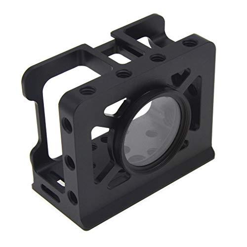 Gowersdee Aluminum Alloy Camera Cage Protective Case Protection Framework