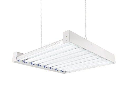 Durolux T5 HO Steel Grow Light - 2 FT 16 Bulbs - Fluorescent Hydroponic