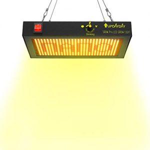 Plant LED Grow Light 500W LED Growing Lights Full Spectrum Dimmable led
