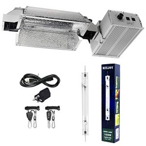 MIXJOY 1000 Watt Double Ended Grow Light System Kits, 2100K Super Lumens