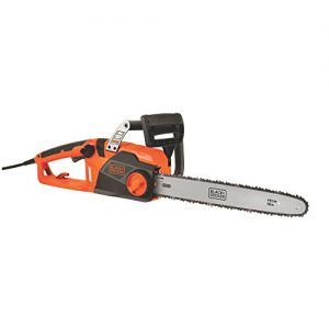 BLACK+DECKER Electric Chainsaw, 18-Inch
