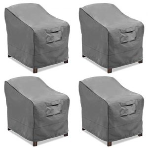 Vailge Patio Chair Covers, Lounge Deep Seat Cover, Heavy Duty and Waterproof