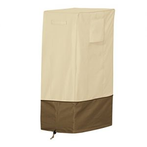 Classic Accessories Veranda Square Smoker Cover, X-Large