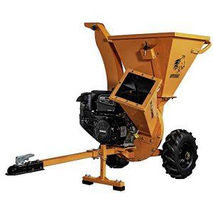 """DK2 Power 7HP 3"""" Gas Powered Chipper Shredder with Kohler Engine"""