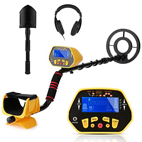 Noeler Metal Detector,High Accuracy Detector with Pinpoint Function