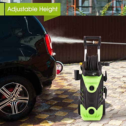 3500PSI Pressure Washer Electric 1800W High Powerful Power Washer Cleaner