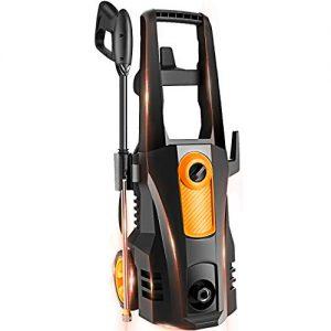 TEANDE Electric Pressure Washer, 3500 MAX PSI 2.60 GPM High Electric Pressure