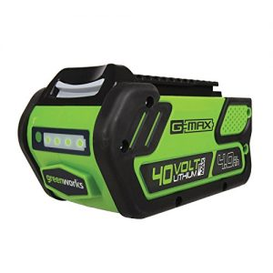Greenworks G-MAX 40V Li-Ion Battery
