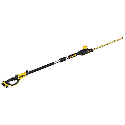 DEWALT 20V MAX Pole Hedge Trimmer Ki