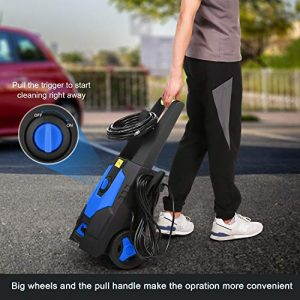 mrliance 3500PSI Electric Pressure Washer, 2.0GPM Electric Power Washer