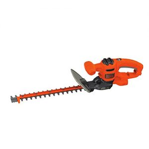BLACK+DECKER Hedge Trimmer, Dual-Action Blade