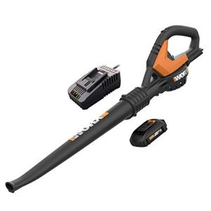 WORX 20V 2.0Ah Cordless AIR Leaf Blower Battery and Charger Included