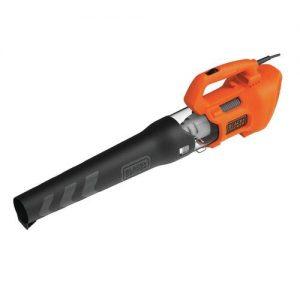 BLACK+DECKER Leaf Blower, Axial, 9-Amp