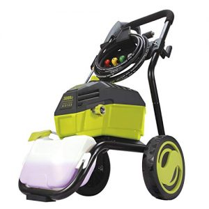 Sun Joe 3000 PSI MAX 1.30 GPM High Performance Induction Pressure Washer