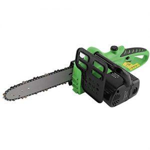 Yosooo 10 ' 18V Cordless Chainsaw, Lithium-ion Cordless Power Tool
