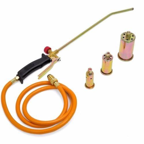 Balance World Inc Portable Propane Weed Torch Burner Fire Starter Ice Melter